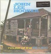 LP - John Lee Hooker - House Of The Blues - 180 gr