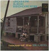 LP - John Lee Hooker - House Of The Blues - still sealed