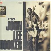 LP - John Lee Hooker - I'm John Lee Hooker - 180gr