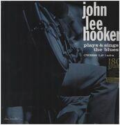 LP - John Lee Hooker - Plays & Sings The Blues - still sealed