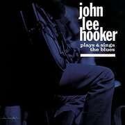 LP - John Lee Hooker - Plays & Sings The.. - 180 Gram