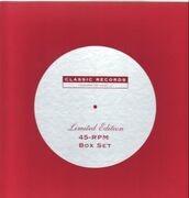 LP-Box - John Lee Hooker - The Healer - Clarity 200G 45rpm, Classic Records