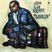 LP - John Lee Hooker - Travelin' - HQ-Vinyl