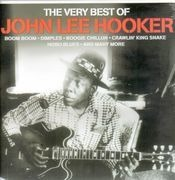 LP - John Lee Hooker - Very Best Of - 180GR