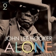 LP - John Lee Hooker - Alone Vol.2