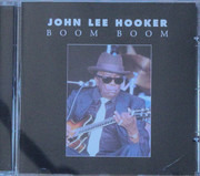 CD - John Lee Hooker - Boom Boom