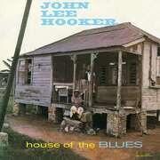LP - John Lee Hooker - House Of The Blues