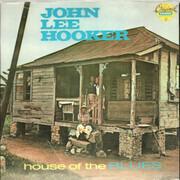 CD - John Lee Hooker - House Of The Blues