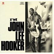 LP - JOHN LEE HOOKER - I'M JOHN LEE HOOKER - HQ-Vinyl