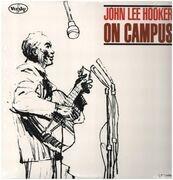 LP - John Lee Hooker - On Campus - still sealed