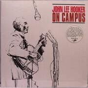 LP - JOHN LEE HOOKER - ON CAMPUS