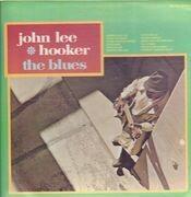 LP - John Lee Hooker - The Blues