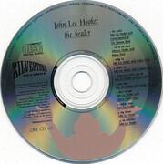 CD - John Lee Hooker - The Healer