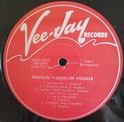 LP - John Lee Hooker - Travelin' - Still Sealed