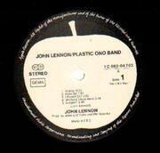 LP - John Lennon & The Plastic Ono Band - John Lennon / Plastic Ono Band