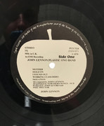 LP - John Lennon / The Plastic Ono Band - John Lennon / Plastic Ono Band - UK