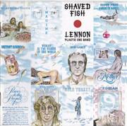 CD - John Lennon / The Plastic Ono Band - Shaved Fish