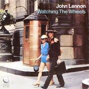 7inch Vinyl Single - John Lennon & Yoko Ono - Watching The Wheels / Yes I'm Your Angel