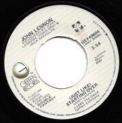 7inch Vinyl Single - John Lennon - (Just Like) Starting Over - Jacksonville Pressing