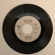 7inch Vinyl Single - John Lennon - (Just Like) Starting Over - Los Angeles Pressing