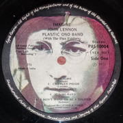 LP - John Lennon - Imagine - India