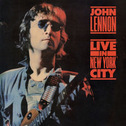 LP - John Lennon - Live In New York City - India