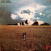 LP - John Lennon - Mind Games - Winchester Pressing
