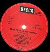 LP - John Mayall - Blues From Laurel Canyon - RED DECCA