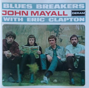 CD - John Mayall With Eric Clapton - Blues Breakers
