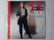 7inch Vinyl Single - John Parr - Two Hearts