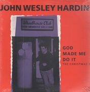 12inch Vinyl Single - John Wesley Harding - God Made Me Do It - The Christmas EP - STILL SEALED