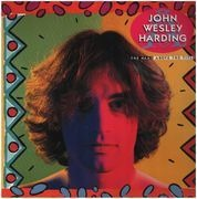 LP - John Wesley Harding - The Name Above The Title
