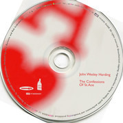 CD - John Wesley Harding - The Confessions Of St.Ace
