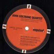LP - John Coltrane - Ballads