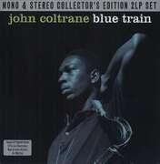 Double LP - JOHN COLTRANE - BLUE TRAIN - HQ-Pressing