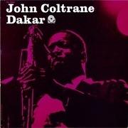 LP - John Coltrane - Dakar