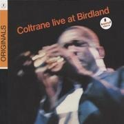 CD - John Coltrane - Live At Birdland