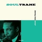 LP - John Coltrane - Soultrane - HQ-Vinyl