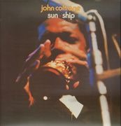 LP - John Coltrane - Sun Ship - 180g