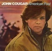 LP - John Cougar Mellencamp - American Fool