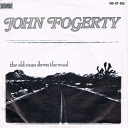 7inch Vinyl Single - John Fogerty - The Old Man Down The Road
