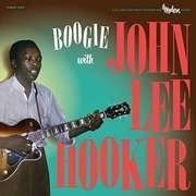 LP - John Lee Hooker - Boogie With...(180 Gr.Vinyl) - VINYL ONLY RELEASE