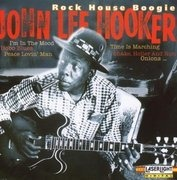 CD - John Lee Hooker - Rock House Boogie
