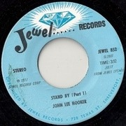 7inch Vinyl Single - John Lee Hooker - Stand By
