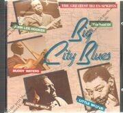 CD - John Lee Hooker, Muddy Waters, Little Walter - The best of Big City Blues
