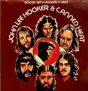 Double LP - John Lee Hooker & Canned Heat - Boogie With Hooker N´ Heat