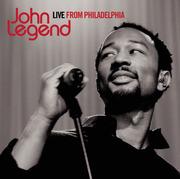 CD - John Legend - Live From Philadelphia
