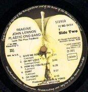 LP - John Lennon - Imagine - QUAD UK