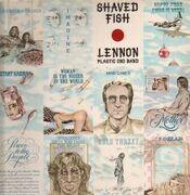 LP - John Lennon, The Plastic Ono Band - Shaved Fish
