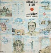 LP - John Lennon / Plastic Ono Band - Shaved Fish - Amiga Edition